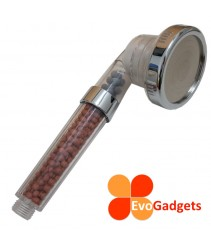 Hydrotherapy Shower Head or SPA Shower Head with 3 Spray Massage Settings