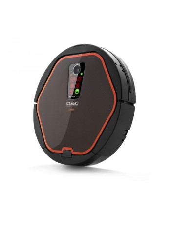 iCLEBO Arte Smart Home/Office Vacuum Cleaner and Floor Mopping Robot