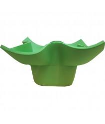 DIY Colourful EVA Flower Pots for home/office decoration