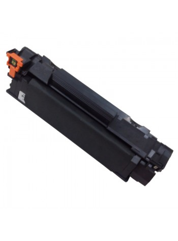 Color Laser Toner Compatible for HP CB542A-Yellow