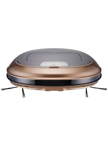 iCLEBO OMEGA - Robot Vacuum Cleaner -Made in Korea (Gold)