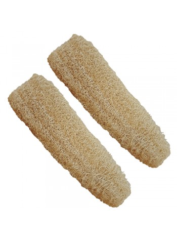 Natural Loofah or Luffa Sponge Body Bath / Skin Care/ Bowl Washing (x2 unit)