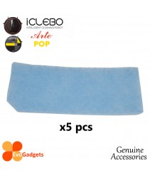 iCLEBO Accessories  (Arte and Pop)-HEPA Filter  x 5 pcs