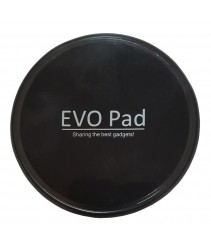 EVO Pad - Washsable and Reusable Super Sticky Pad  / Anti Slip Pad / Gel Pad (Black)