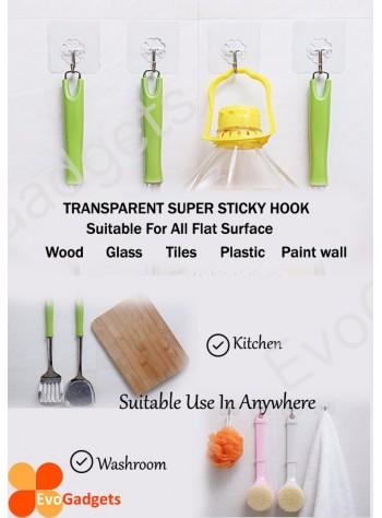 Heavy Duty Magic Hook / Suy Magic Hook / Strong Adhesive Magic Hook per Stick