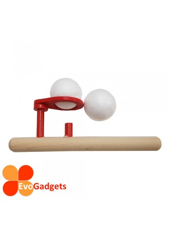 Classic Wooden Games/ Toy - Floating Ball Game