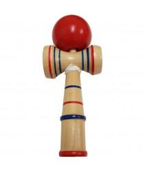 Wooden Kendama Skillful Juggling Ball Game Toy