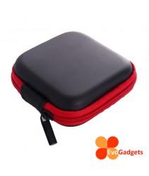 EvoGadgets Mini Multipurpose Earphone Case