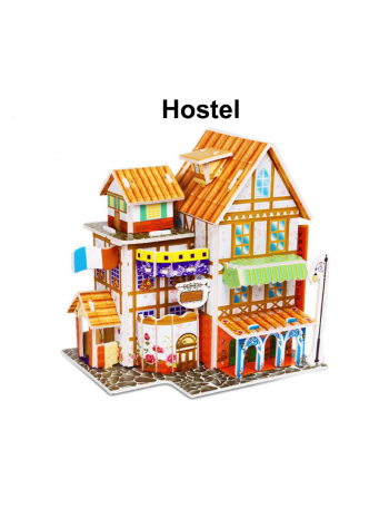 EvoGadgets 3D Puzzles Model Kits Educational Toys